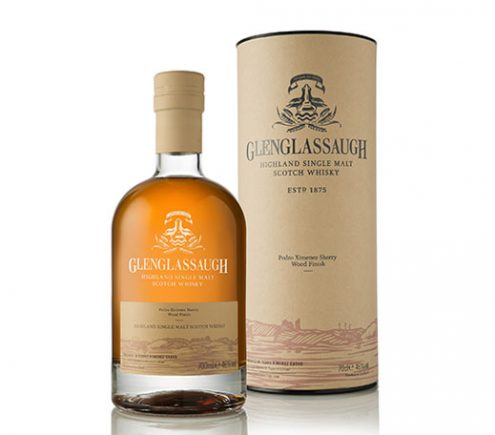 Glenglassaugh PX Sherry Wood Finish Whisky
