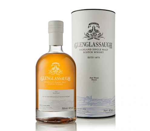 Glenglassaugh Port Wood Finish Whisky