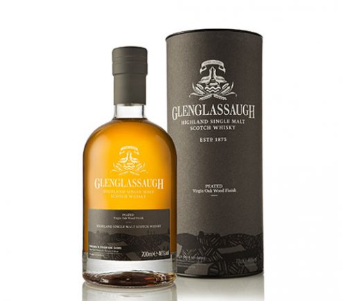 Glenglassaugh Peated Virgin Oak Finish Whisky