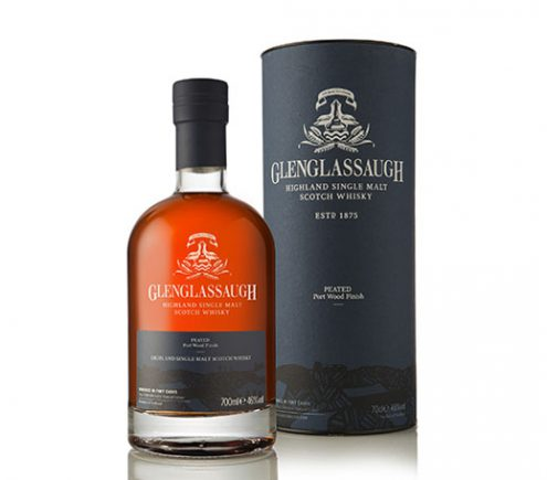 Glenglassaugh Peated Port Wood Finish Whisky